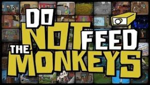 DO NOT FEED THE MONKEYS! Digital Voyeur Simulator :: A Geek's Peek Live – First Look Gameplay