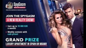 BongaCams Announces SpyGasm: New Camgirl Voyeur House